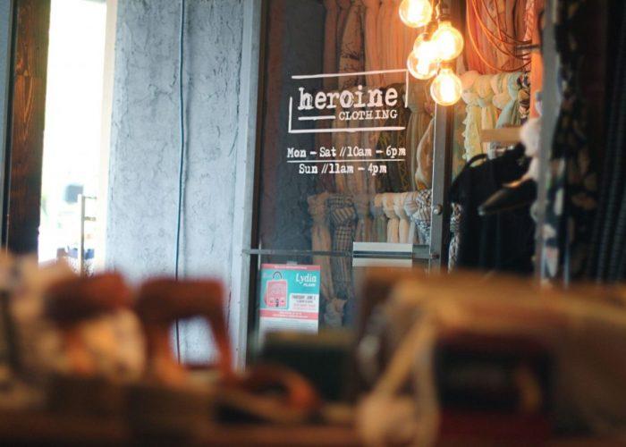 Heroine Clothing